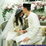 The Princess of Johor and her groom had two traditional wedding ceremonies Photo C Facebook The Royal Johor
