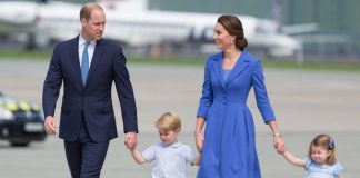The Royal Family always has to pack an extra outfit for a super sad reason Photo (C) GETTY IMAGES