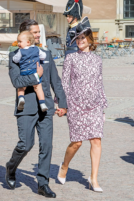 Prince Carl Philip and Princess Sofia of Sweden welcome second baby Photo (C) GETTY IMAGES