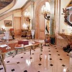 The lavish interior of Villa Windsor the Paris home where the Duke and Duchess of Windsor spent their years of exile
