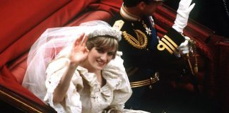 The new Princess of Wales in 1981 Photo (C) TERRY FINCHER, PRINCESS DIANA ARCHIVE, GETTY IMAGES