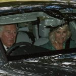 The past was dredged up again this week when intimate recordings of Princess Diana discussing Charles and Camillas affair was broadcast but the Duchess did not look ruffled