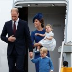 The reason Prince William isn't actually meant to fly on the same plane as George and Charlotte Photo C GETTY IMAGES