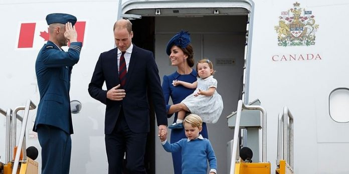 The reason Prince William isn't actually meant to fly on the same plane as George and Charlotte Photo (C) GETTY IMAGES