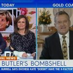 Today host Karl Stefanovic has slammed former butler of Princess Diana Paul Burrell