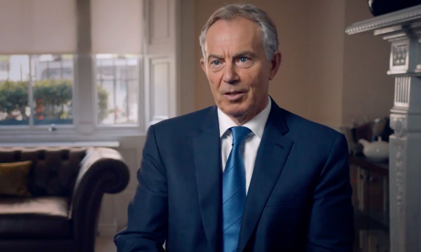Tony Blair reveals the Queens biggest concern following Princess Dianas death in rare interview Photo C GETTY
