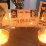 Tribute to Princess Diana by lighting Candle Photo C GETTY