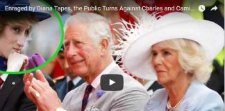 Watch Video Enraged by Diana Tapes, the Public Turns Against Charles and Camilla