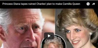 Watch Video Princess Diana tapes ruined Charles' plan to make Camilla Queen