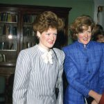 When Prince Charles made the sad journey to bring Princess Diana's body home to England after her death following a car crash Photo C GETTY IMAGES