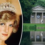 Where is Princess Diana buried Island grave renovated to mark 20th anniversary of death Photo C GETTY