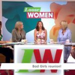 02 The Loose Women panel discussed Princess Dianas death Photo CITV