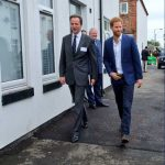04 Prince Harry is in Manchester today to visit organisations and projects which are working to support sections of the citys community. PHoto C TWITTER