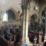 5 The area where claims have suggest Diana is really buried inside St Mary the Virgin church Great Brington Photo C DAILYSTAR NICHOLAS BIEBER