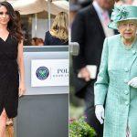 6 Queen Elizabeth Prince Harry Meghan Markle Photo C GETTY IMAGES