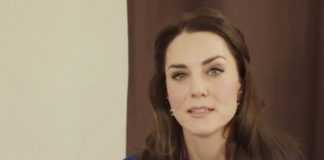 Catherine Duchess of Cambridge Kate middleton Photo (C) TWITTER