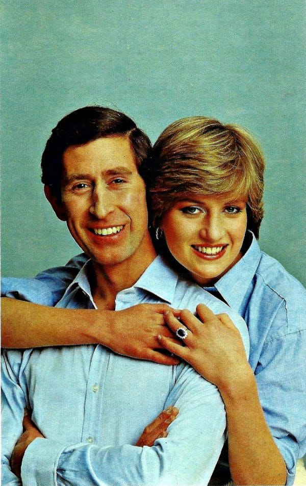 As you can see, the beautiful ring was originally worn by Princess Diana. It was gifted to her by her then-spouse, Prince Charles Photo (C) WIKIMEDIA COMMONS, HARUPTAs you can see, the beautiful ring was originally worn by Princess Diana. It was gifted to her by her then-spouse, Prince Charles Photo (C) WIKIMEDIA COMMONS, HARUPT