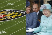 Baltimore Ravens delete bizarre Queen tweet ahead of visit to London Photo (C) TWITTER