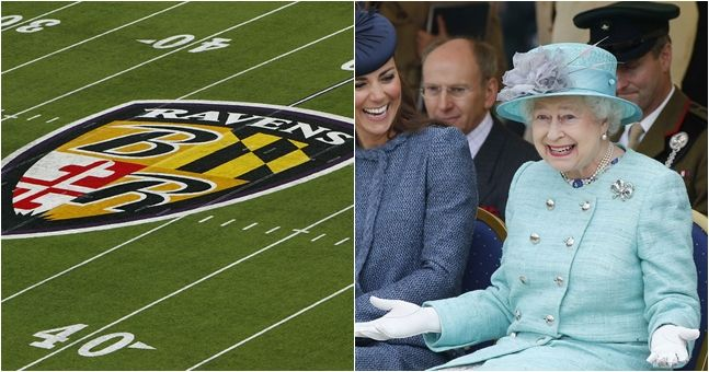 Baltimore Ravens delete bizarre Queen tweet ahead of visit to London Photo C TWITTER