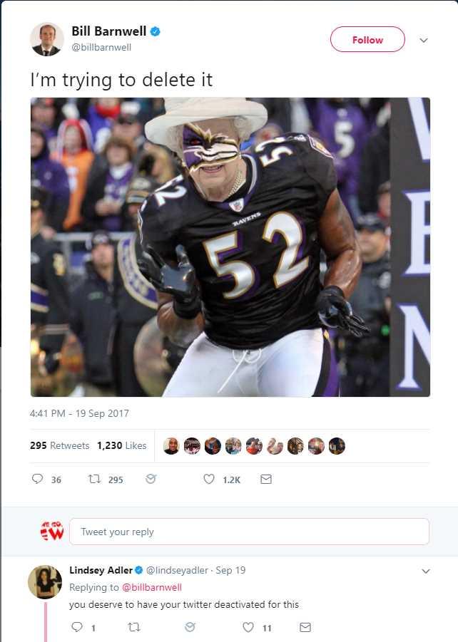 Baltimore Ravens delete bizarre Queen tweet ahead of visit to London Photo (C) TWITTER
