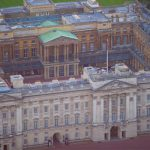 Buckingham Palace has 775 rooms Photo C GETTY IMAGES