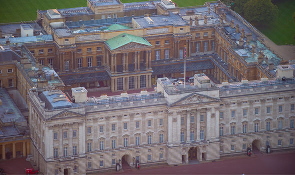 Buckingham Palace has 775-rooms Photo (C) GETTY IMAGES