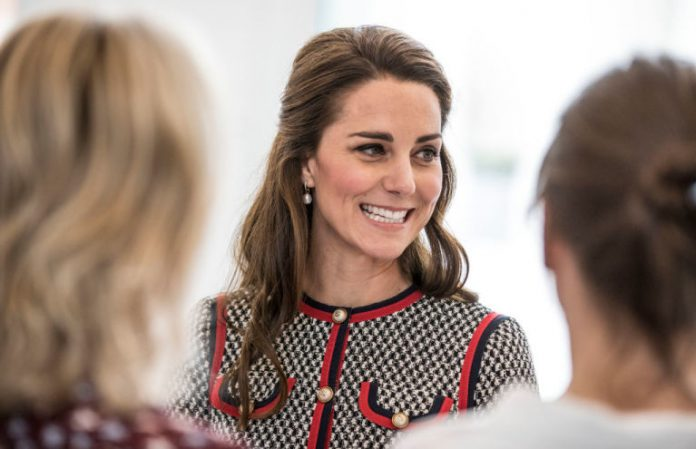 Catherine Duchess of Cambridge Hairstyle Photo (C) GETTY IMAGES