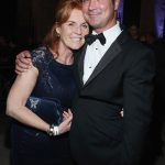 Despite their reported split last year it seems that there are no hard feelings between the Duchess of York and Manuel Fernandez