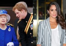 Did Prince Harry and The Queen Encourage Meghan Markle To Shut Down Her Web Site Photo (C) GETTY