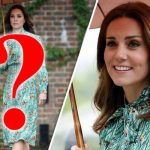 Duchess of Cambridge Kates dress could have a hidden meaning Photo C GETTY