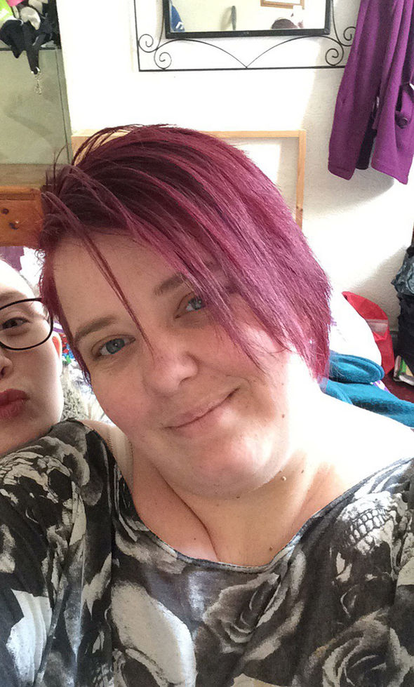 Gemma Edwards has suffered with HG in all three pregnancies Photo (C) EMMA DIARY