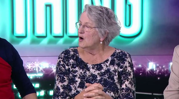 Germaine Greer slammed Princess Diana in an awkward interview Photo (C) RT