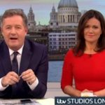 Good Morning Britain Piers has come under fire for calling the actress the 'person Prince Harry has sex with' [ITV]