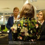HRH visits the NHS Manchester Resilience Hub which provides mental health services for people affected by the Manchester Arena Attack.