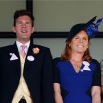 Happy family Prince Andrew and Sarah Ferguson are over the moon Photo C GETTY