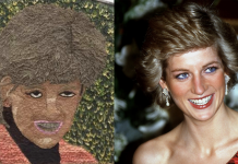 Has the person that made the Princess Diana tribute ever actually seen Princess Diana Photo (C) GETTY IMAGES