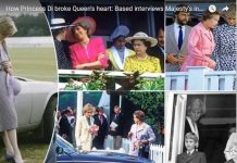 How Princess Di broke Queen's heart Based interviews Majesty's inner circle reveal the truth
