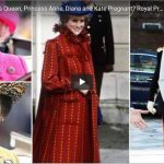How Was Queen Princess Anne Diana and Kate Pregnant
