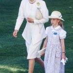 In 1989 the Queen allowed her granddaughter to attend Royal Ascot despite the age restriction Photo C GETTY