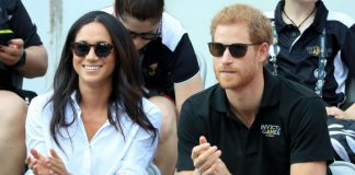 Is there an engagement on the cards Prince Harry and Meghan Markles body language revealed by expert Photo C GETTY