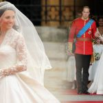 Kate Middleton had a second wedding dress on her big day Photo C GETTY IMAGES