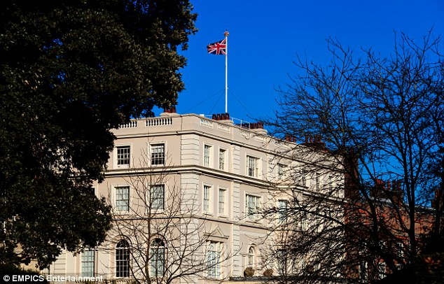 Longstanding rumours have suggested that the Prince of Wales and Camilla want to stay in the four-storey WestLongstanding rumours have suggested that the Prince of Wales and Camilla want to stay in the four-storey Westminster mansionminster mansion