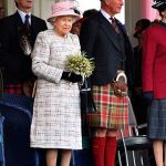 Members of the Royal Family including Prince Philip
