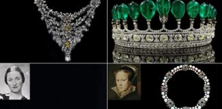 Most expensive jewelry of royal families Photo C GETTY IMAGES