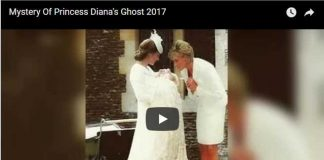 Mystery Of Princess Diana's Ghost 2017