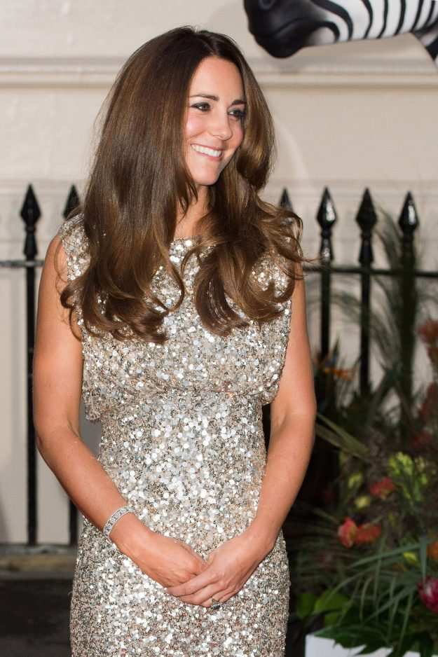 The reported value of Kate Middletons jewellery collection has been revealed to be over £600000 Getty