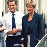 Paul Burrell with Princess Diana Photo C WENN