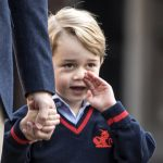 Prince George will be known as George Cambridge to his classmates Photo C PA