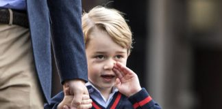 Prince George will be known as George Cambridge to his classmates Photo (C) PA