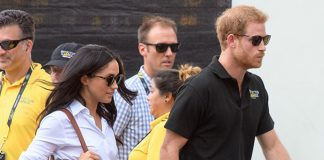 Prince Harry and Meghan Markle arrived hand in hand at the Invictus Games Photo C GETTY IMAGES
